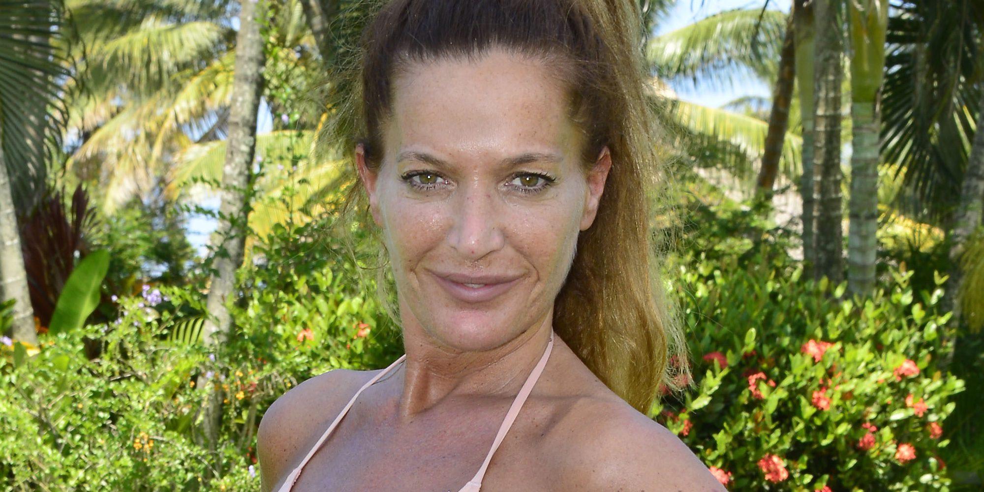 Bibiana La Melli estalla y enseña las cicatrices de su pecho