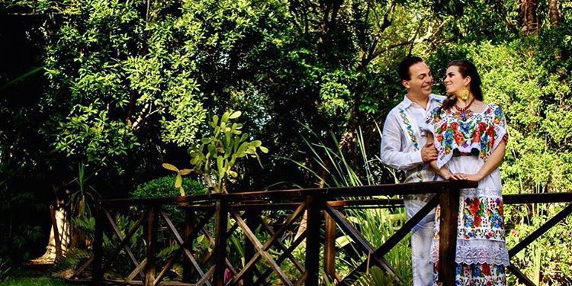 Cristian Castro se ha casado por tercera vez