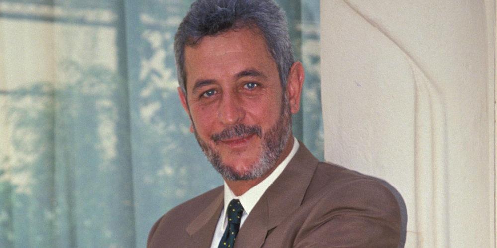 Juan Pardo, operado del corazón para someterse a una angioplastia coronaria