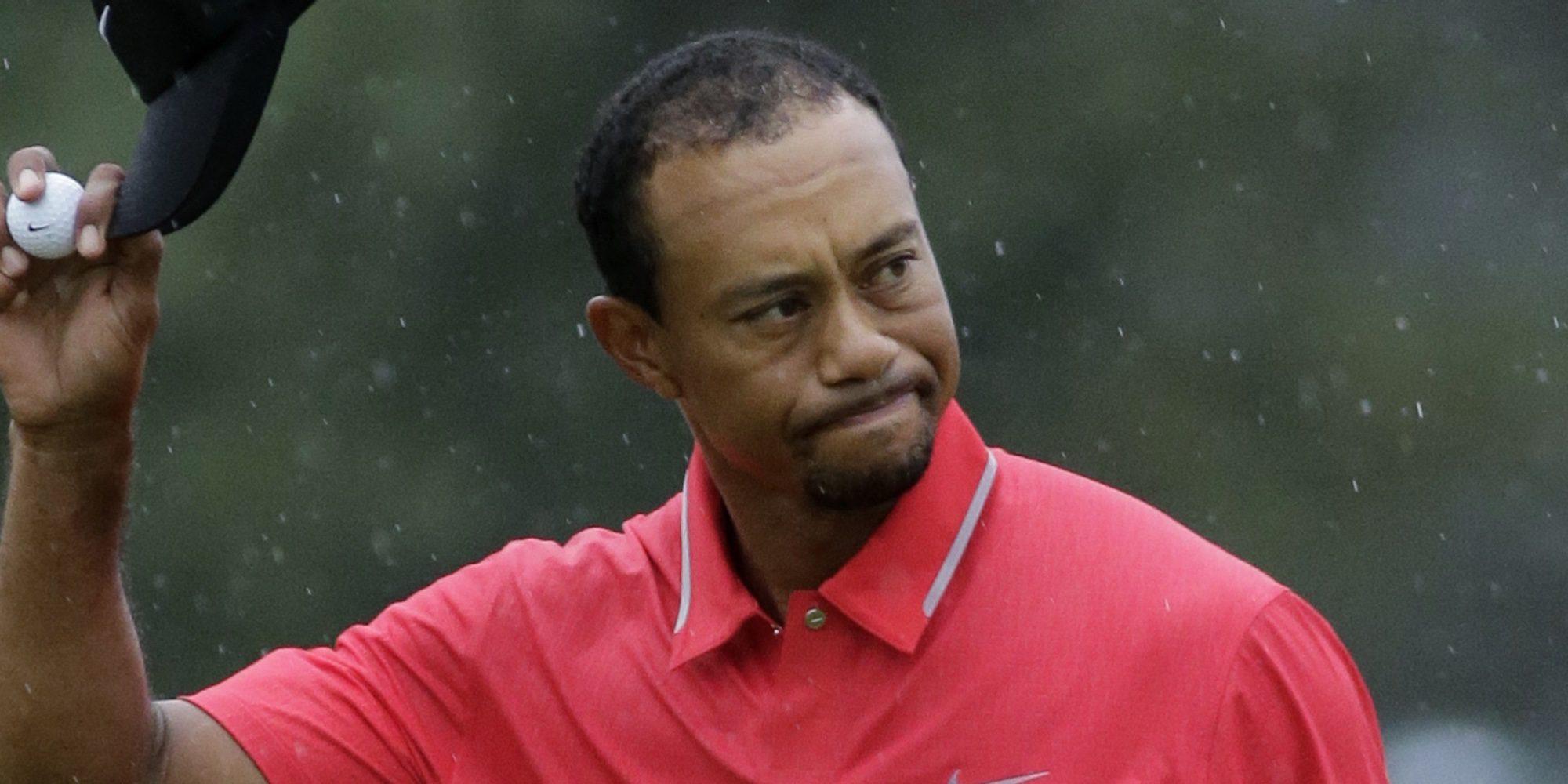 """Tiger Woods tras su detención: """"Quiero que el público sepa que el alcohol no estaba involucrado"""""""