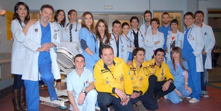 Así fue el nuevo reencuentro de los actores de 'Hospital Central' 5 años después del final