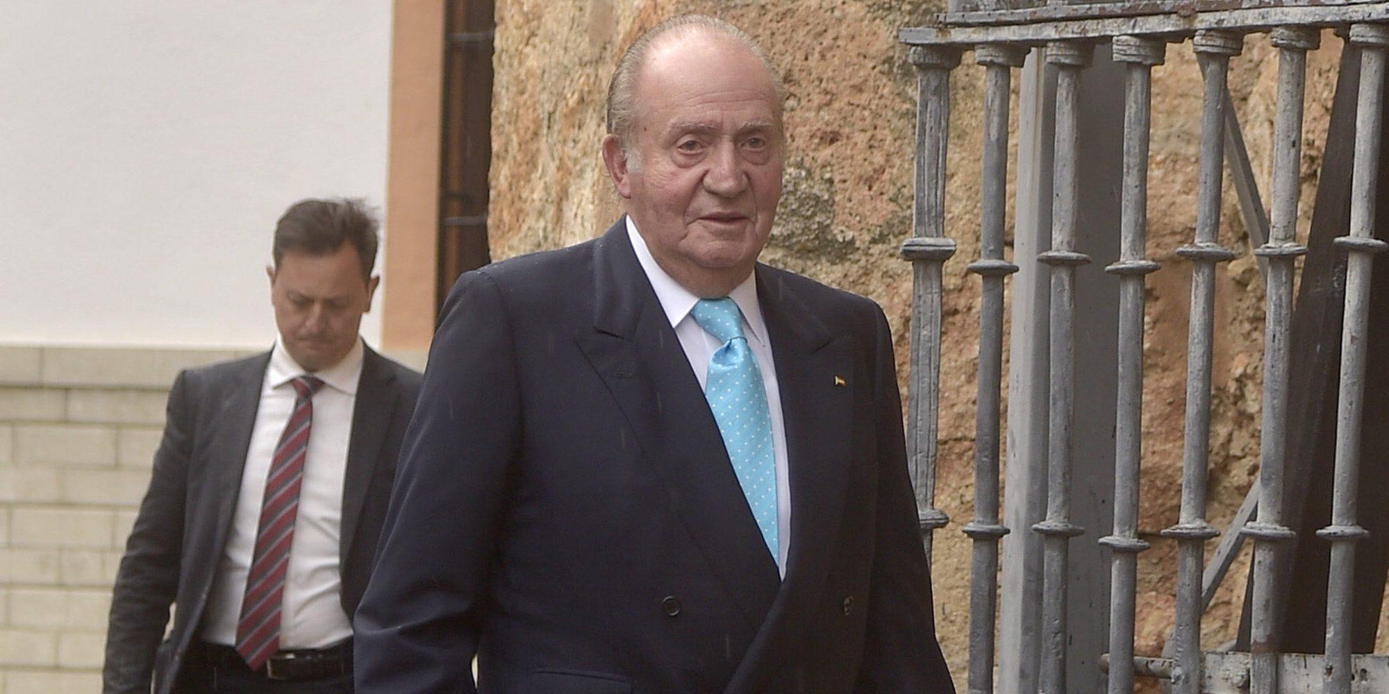 Sale a la luz el secreto mejor guardado del Rey Juan Carlos