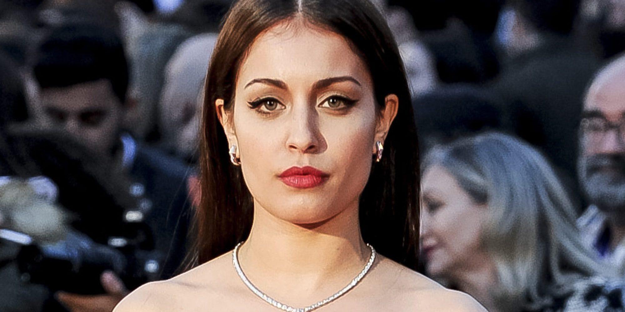 Hiba Abouk, ilusionada con el polémico y problemático rapero Joey Starr
