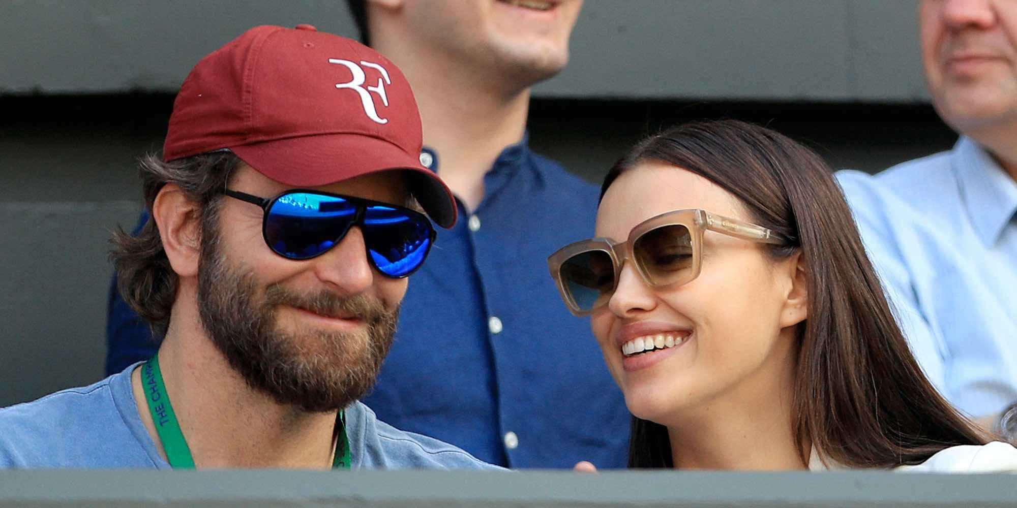 Bradley Cooper e Irina Shayk, primeros paseos con su pequeña