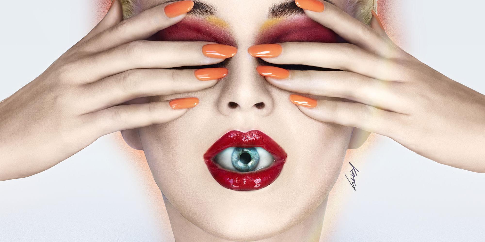 Ya está aquí 'Witness', el esperado cuarto álbum de Katy Perry