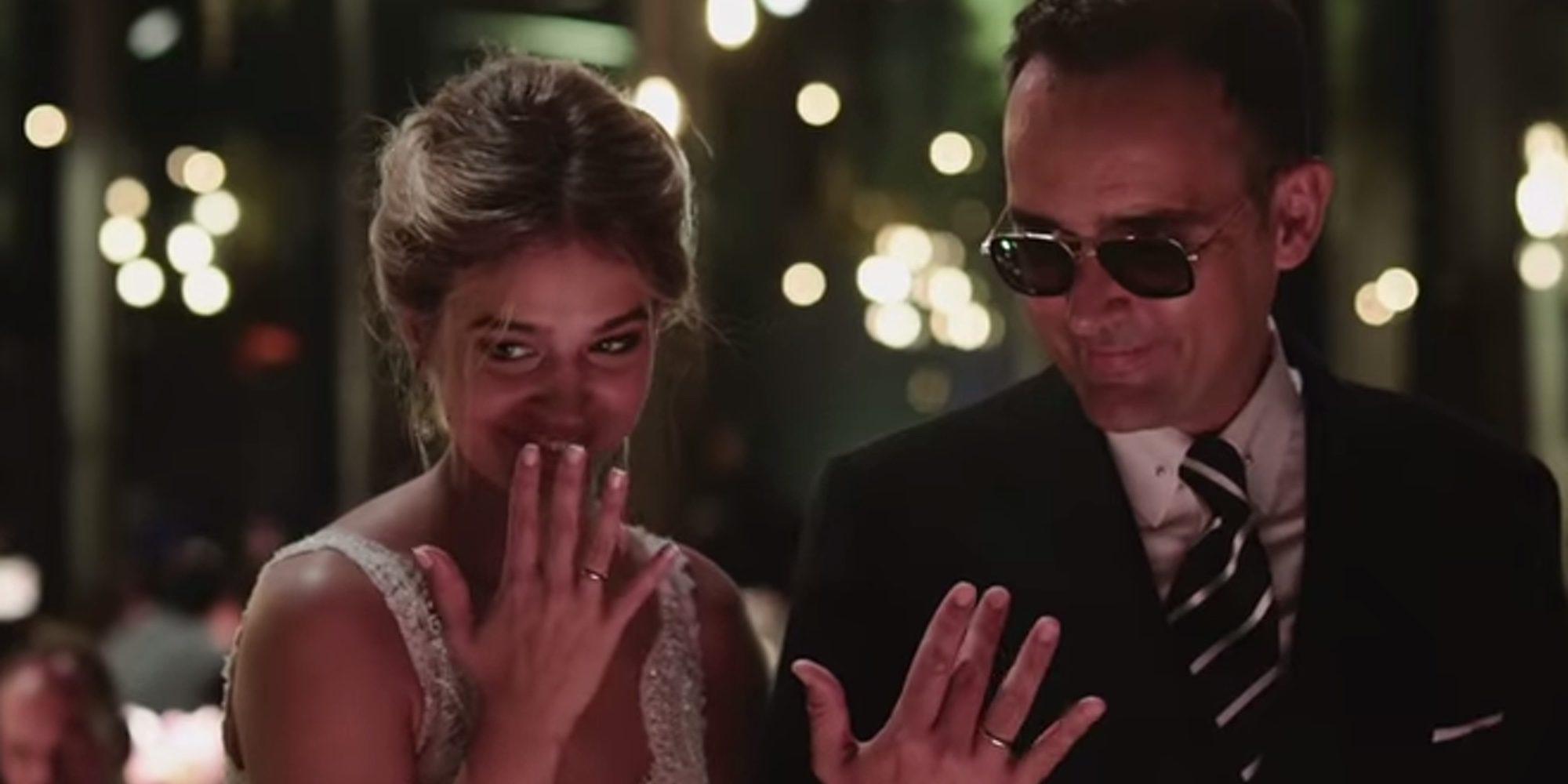 'Toelrrato': Así fue la espectacular boda de Laura Escanes y Risto Mejide