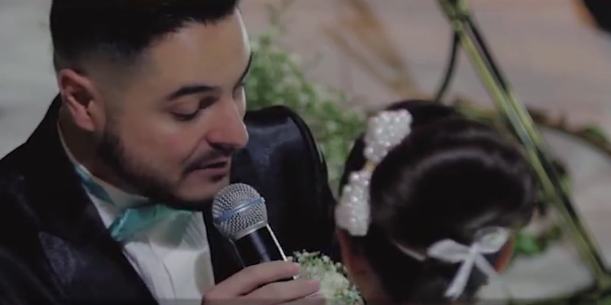 Un hombre brasileño deja a su prometida en el altar para declararle su amor a la hija de ésta
