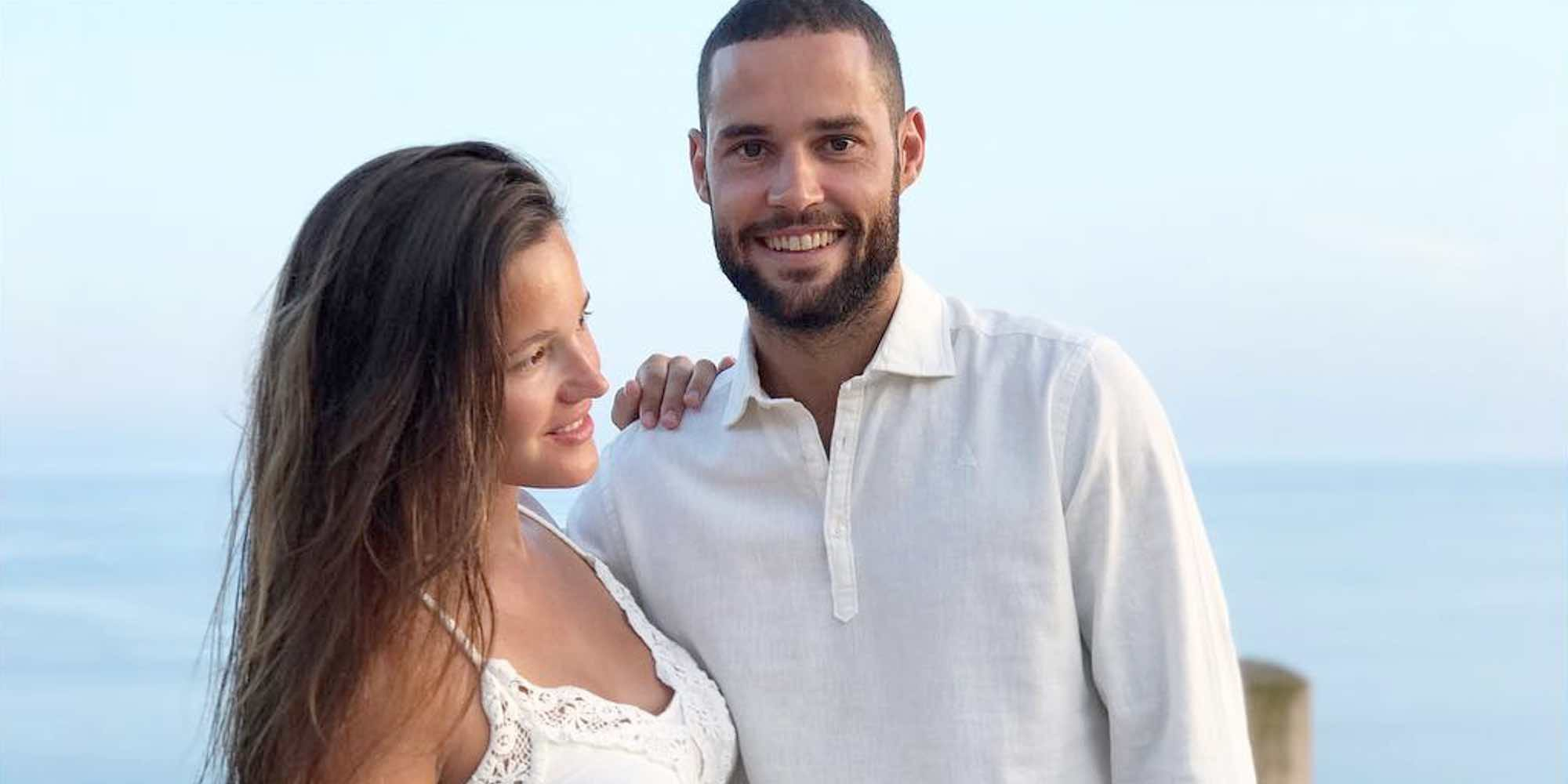 Malena Costa y Mario Suárez se casan por sorpresa en Mallorca