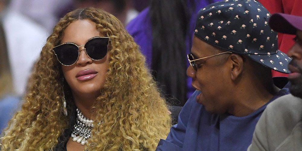 El marido de Beyoncé, Jay-Z, hace un precioso regalo a sus mellizos