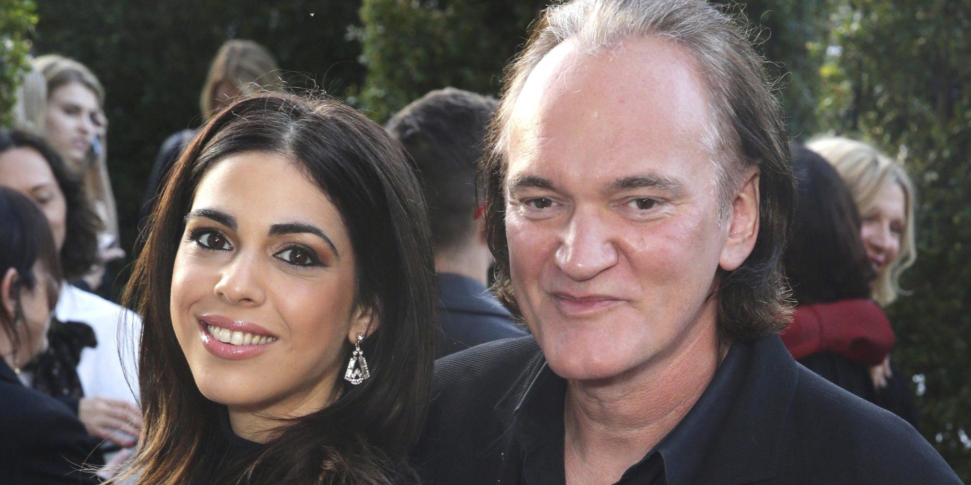 Quentin Tarantino se compromete con la cantante Daniella Pick tras 8 años de idas y venidas