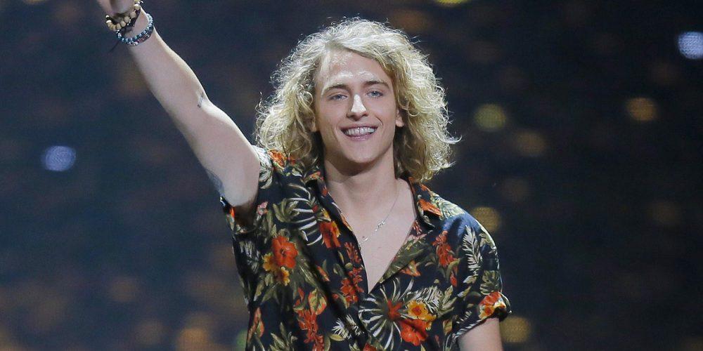 "Manel Navarro: ""'Keep on falling' me ha venido al dedillo justo después de Eurovisión"""