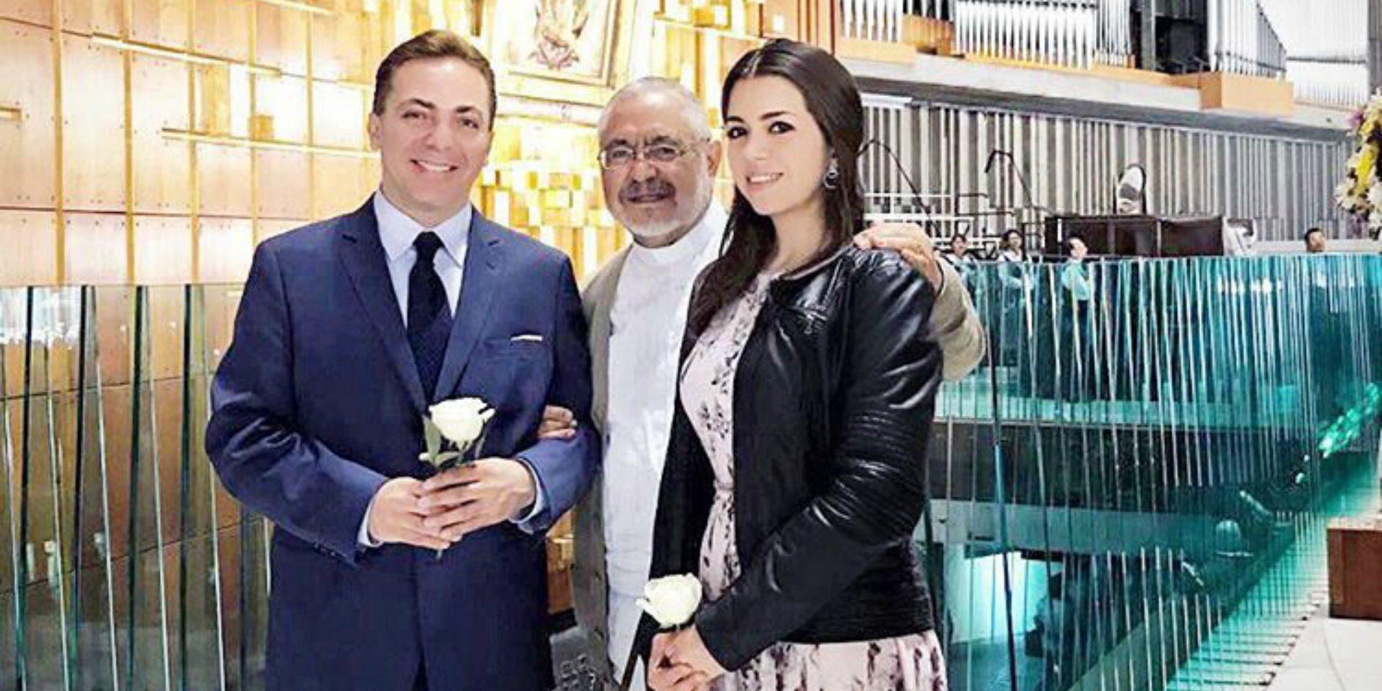 Cristian Castro se divorcia de su tercera esposa Carolina Urban durante la luna de miel