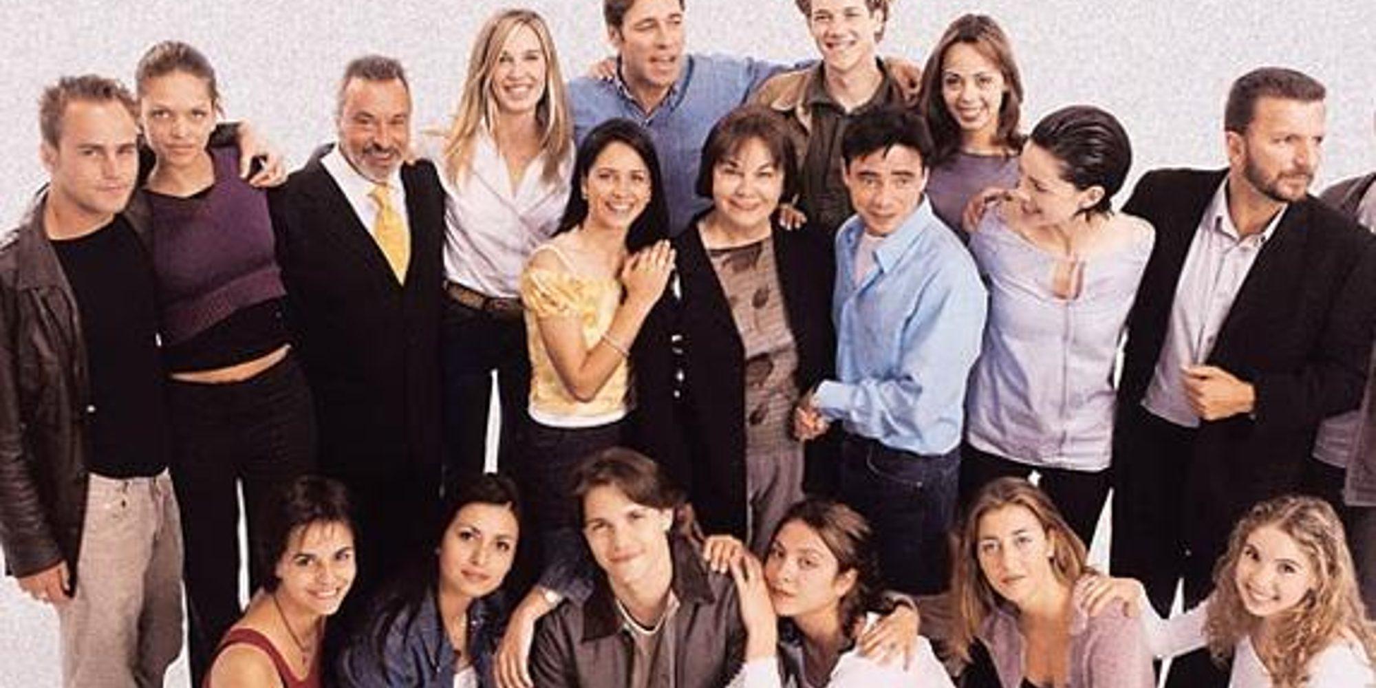 Qué fue de... los actores y actrices de la serie 'Nada es para siempre'