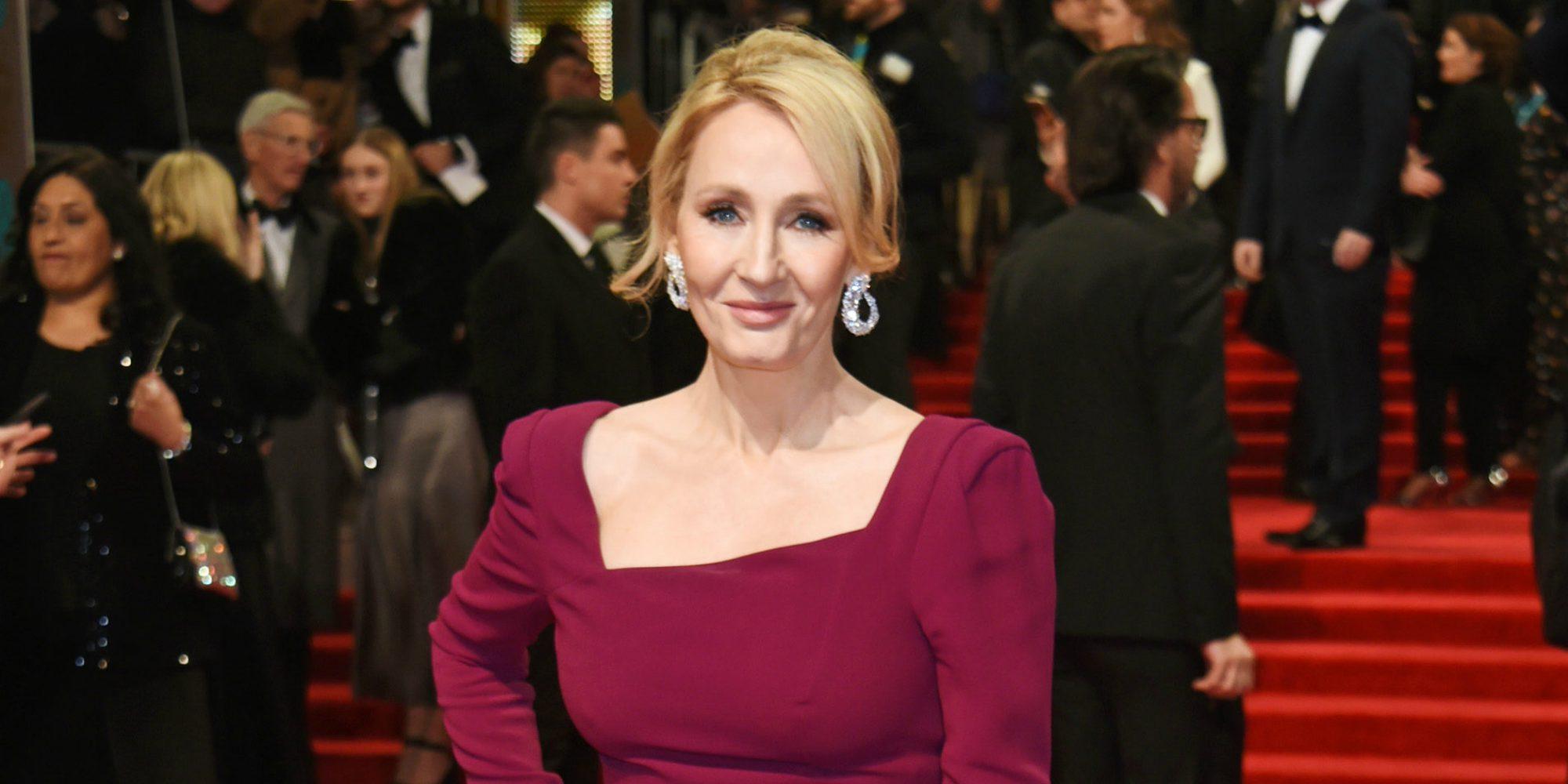 J.K. Rowling desvela que su manuscrito secreto que está en un lugar poco usual