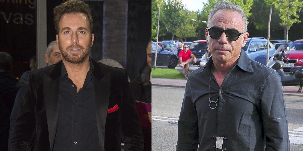 El director de 'Sálvame', Raúl Prieto, y el arquitecto Joaquín Torres confirman su relación