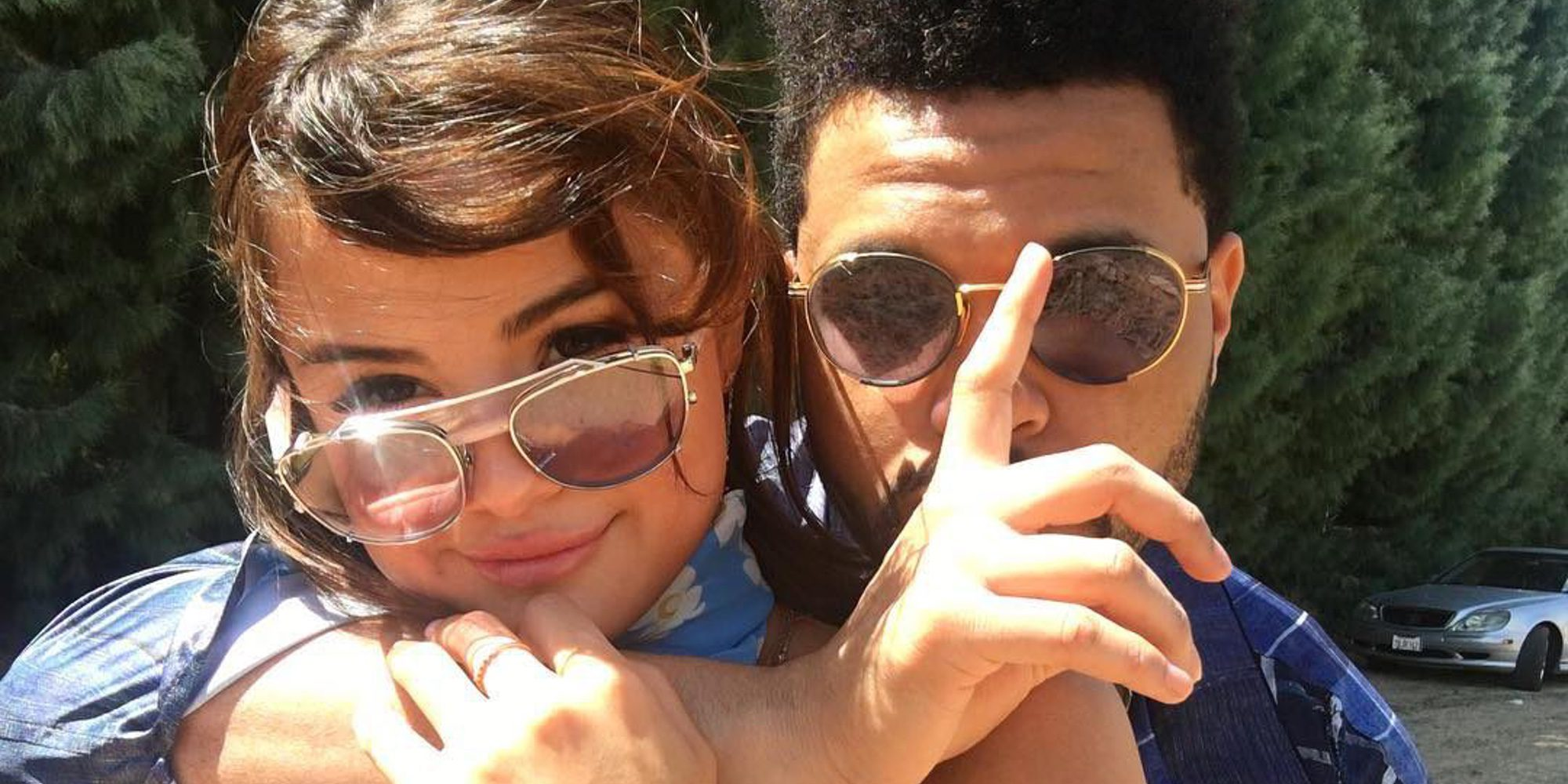 El romántico y cariñoso baile de Selena Gomez y The Weeknd