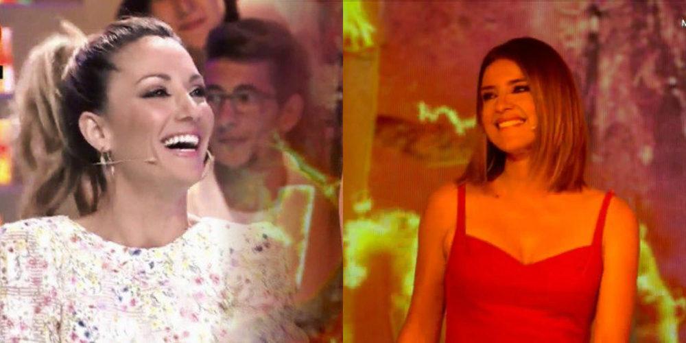 "Nagore Robles a Sandra Barneda: ""Mi favorita de 'Supervivientes' eres tú"""