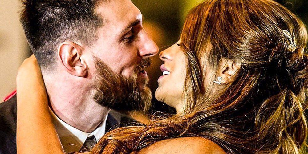 Así fue el intercambio de anillos de la increíble boda de Leo Messi y Antonella Roccuzzo