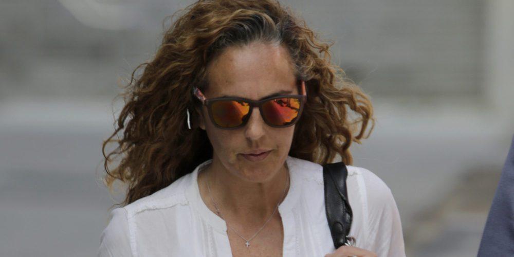 """El feo de Rocío Carrasco a su hijo que ha indignado a Antonio David Flores: """"Ni siquiera le ha dado un beso"""""""