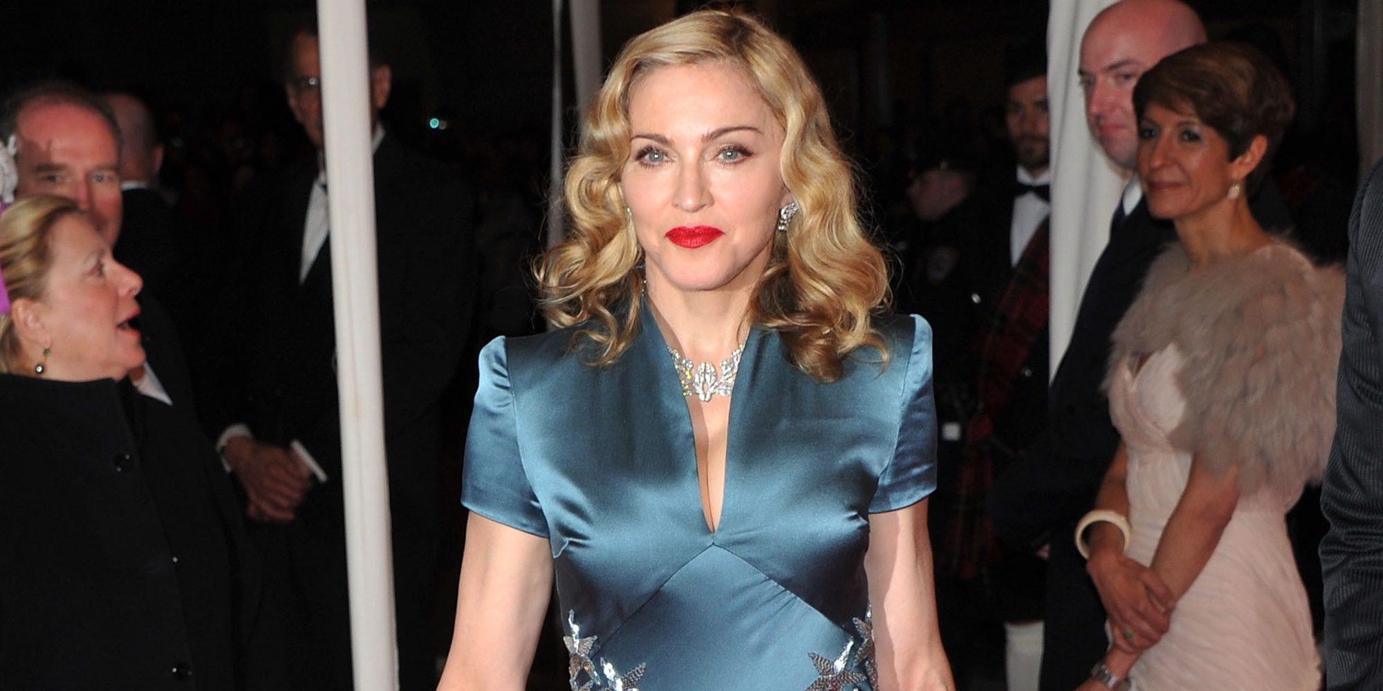 Madonna demanda a una web para evitar que subaste más de 100 artículos personales