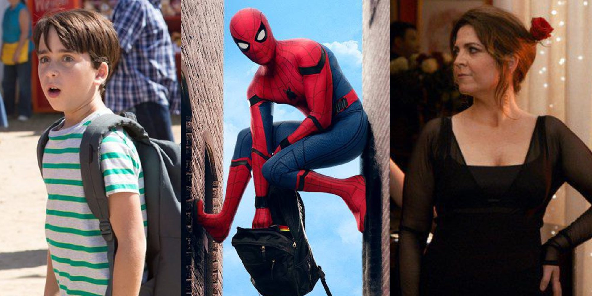 'Spider-Man: Homecoming' y 'Diario de Greg' llegan por fin a la cartelera