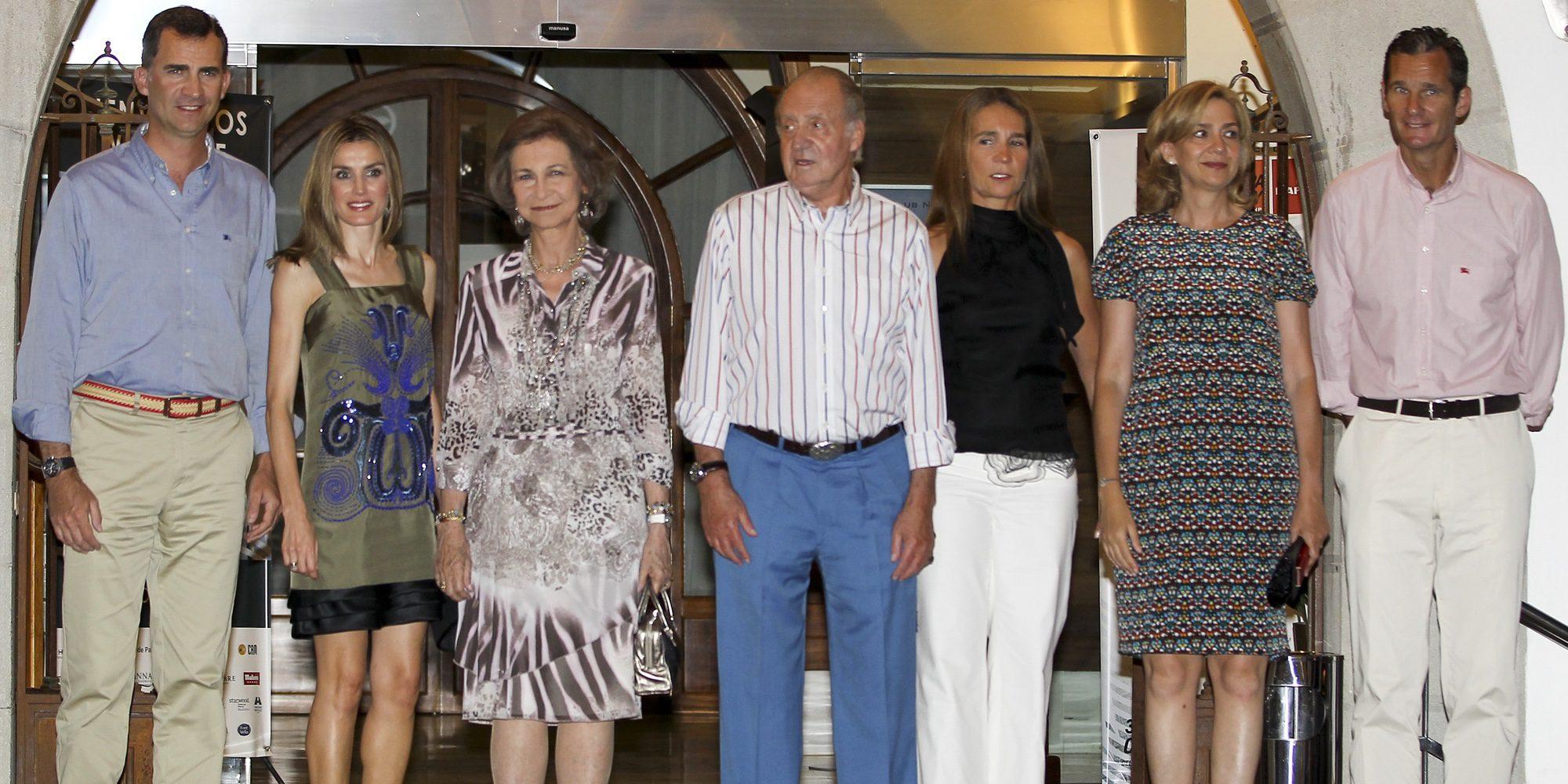 Mallorca, el cielo y el infierno para la Familia Real Española: crónica de una relación agridulce