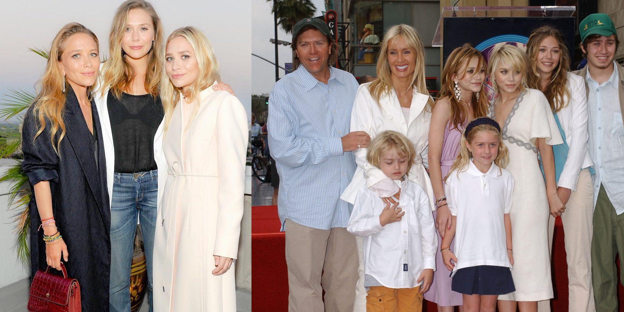 Así son los Olsen, la saga de hermanos de las exitosas gemelas