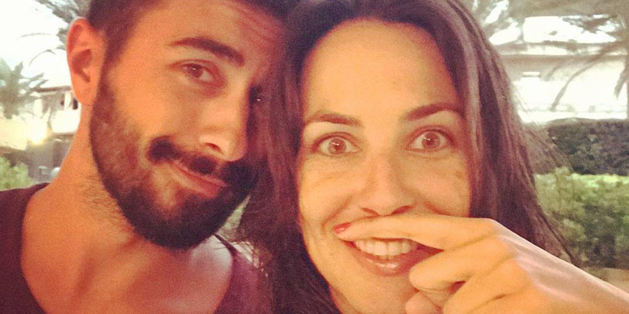 El romántico beso entre Irene Junquera y Rayden que por fin ve la luz