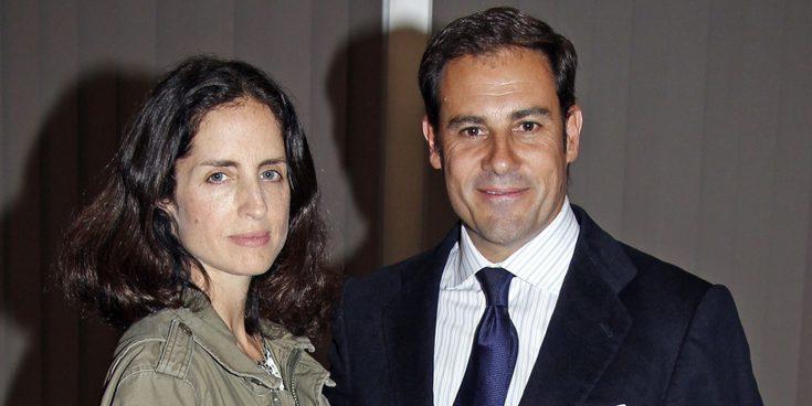 Carolina Adriana Herrera y su marido Miguel Báez 'El Litri' se separan temporalmente
