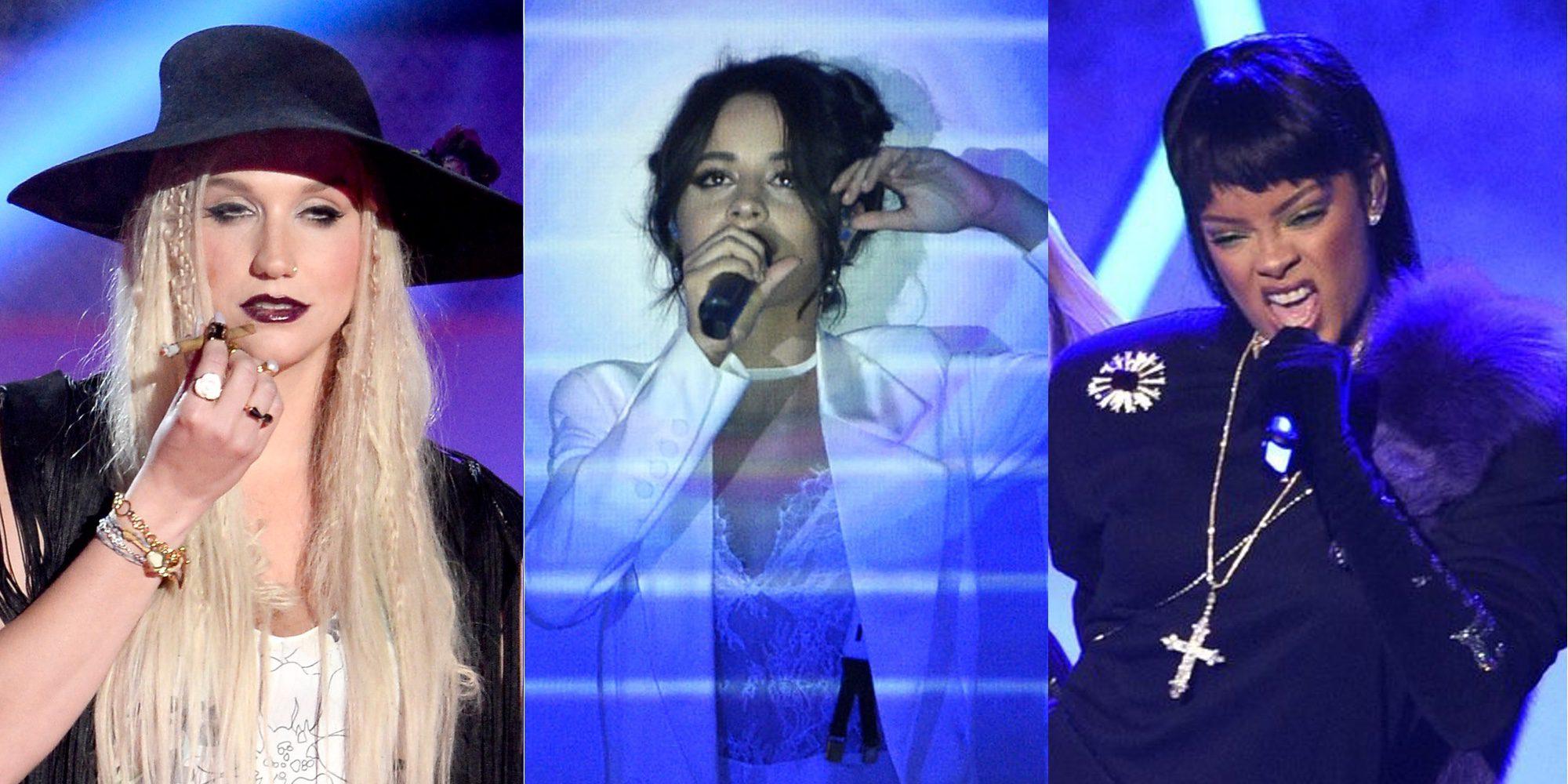 Agosto llega cargado de novedades musicales de la mano de Camila Cabello, Kesha y Rihanna