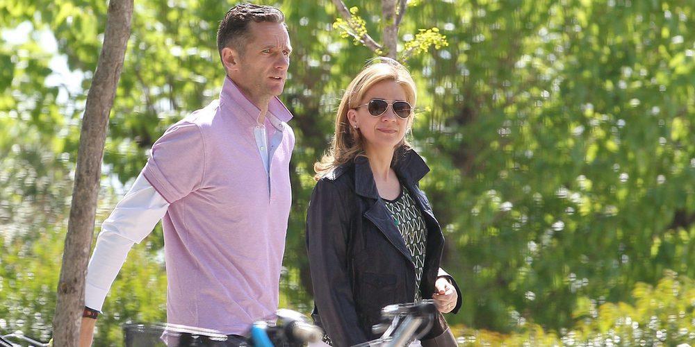 La Infanta Cristina e Iñaki Urdangarin se escapan de Ginebra mientras sus hijos disfrutan de Mallorca