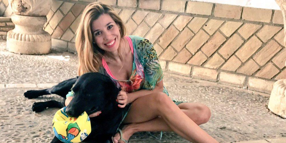 """Natalia de 'OT' celebra la aparición de su perro Roco: """"Lo tenían retenido"""""""