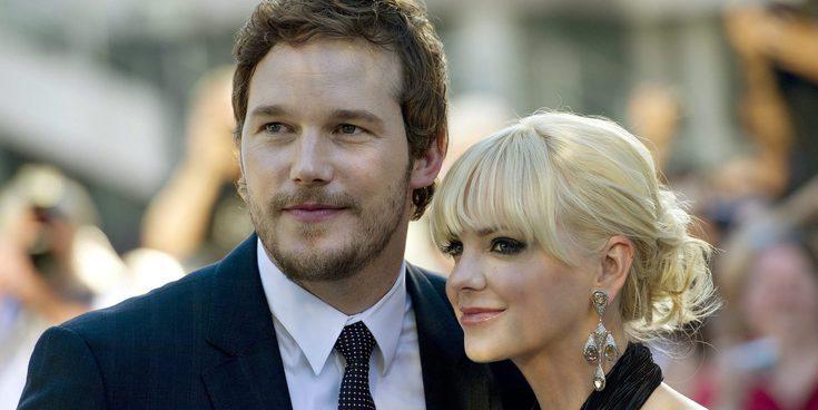 Chris Pratt y Anna Faris se divorcian