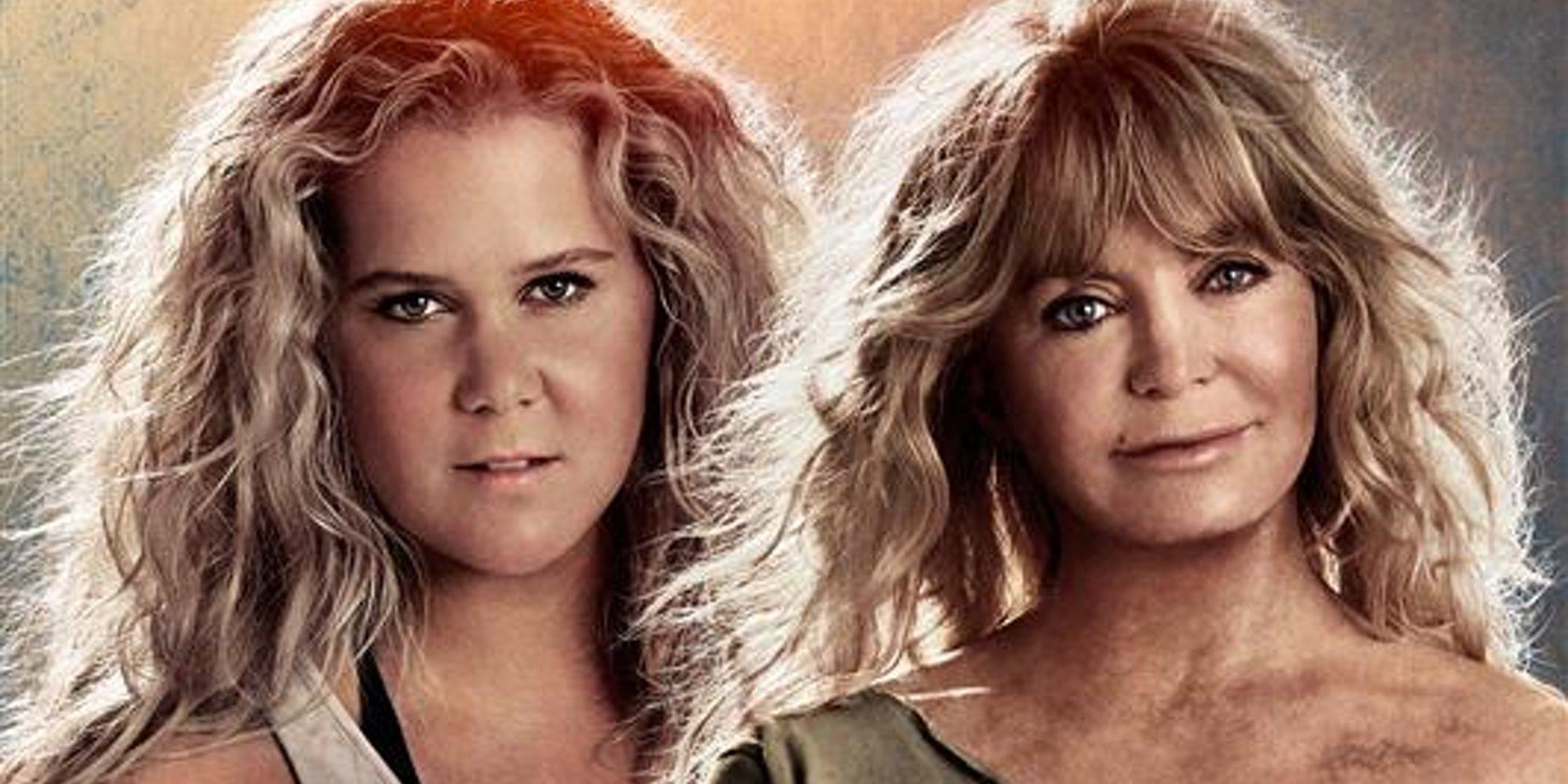 Amy Schumer y Goldie Hawn, una hija y madre muy conflictivas en este clip en primicia de 'Descontroladas'