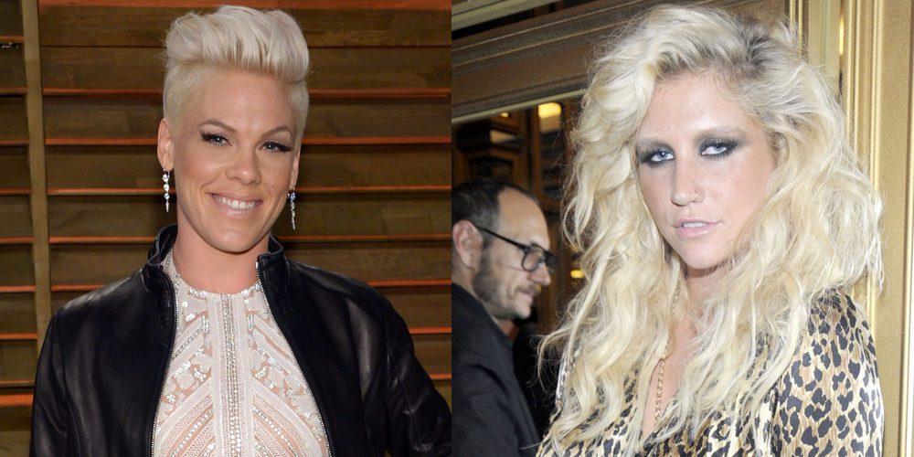 Semana cargada de novedades musicales gracias a P!nk, Kesha, Anastacia y Bebe Rexha