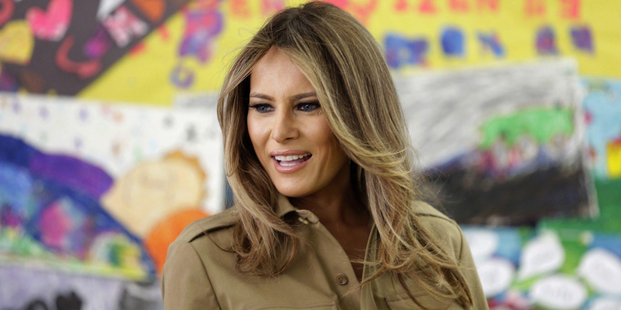 """Melania Trump casi dos décadas atrás: """"Donald Trump y yo lo hacemos todos los días"""""""