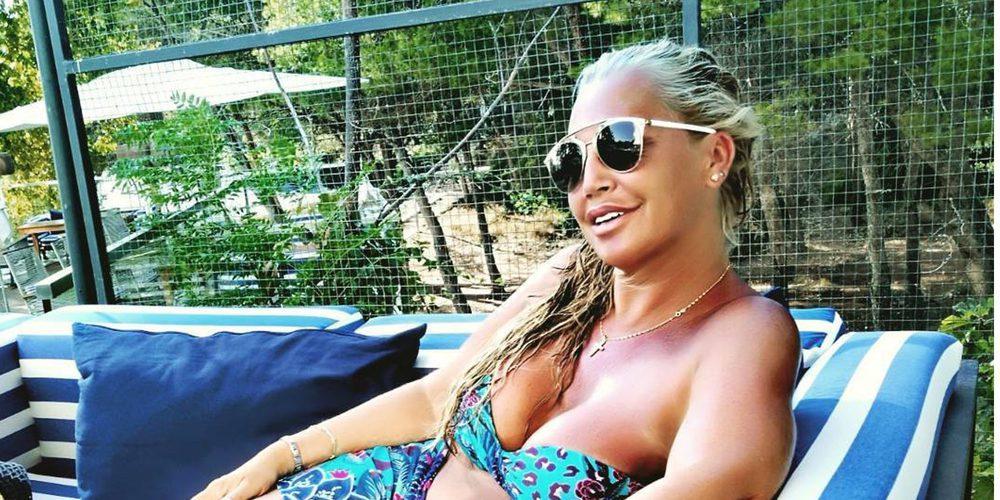 Belén Esteban está en Asturias disfrutando del verano