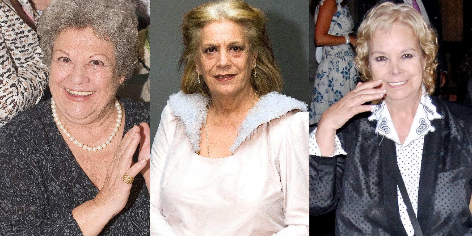María Julia, la desconocida hermana de Emma Penella, Terele Pávez y Elisa Montés que murió sin hacer ruido