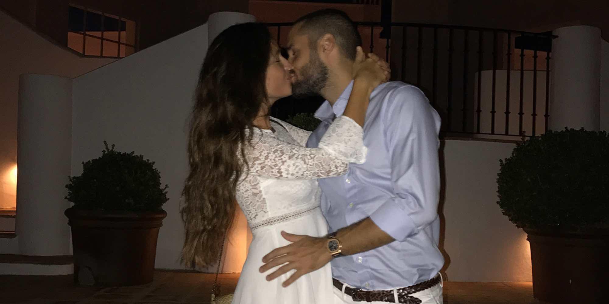 El reencuentro más esperado y especial de Mario Suárez y Malena Costa