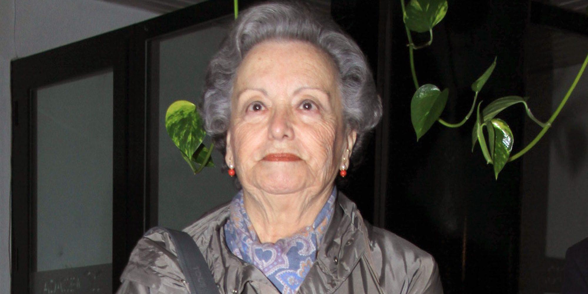 María Galiana, indemnizada por Renfe con 10.000 euros por un accidente ferroviario que sufrió en 2014