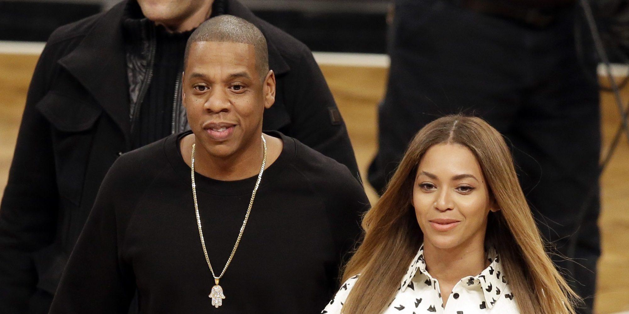 Jay Z revela por qué decidieron poner Rumi y Sir a los mellizos