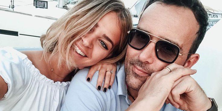 Laura Escanes revela el destino de su luna de miel con Risto Mejide