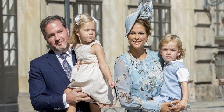 Magdalena de Suecia y Chris O'Neill esperan su tercer hijo