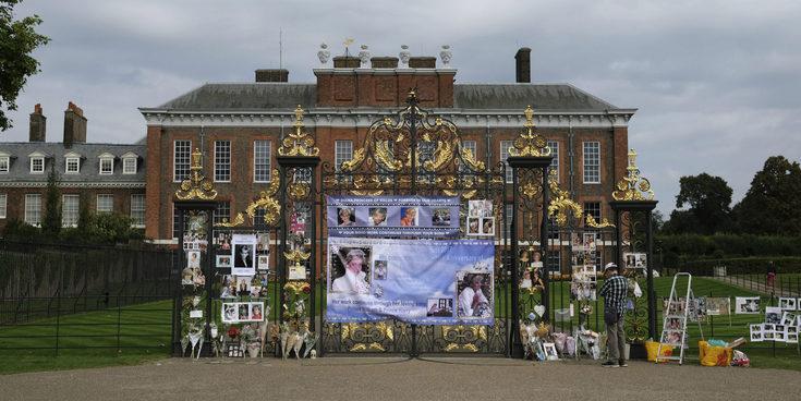 Kensington Palace, así es la residencia real en la que Lady Di pasó los últimos años de su vida