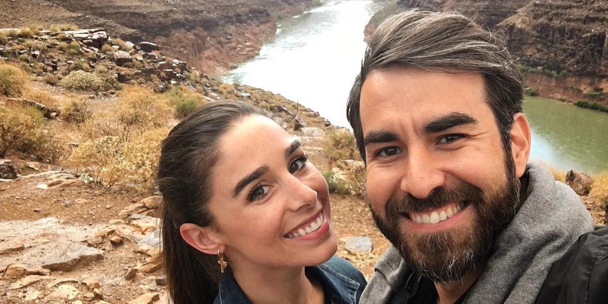 El verano de amor de Daniel Muriel y Candela Serrat: así viven su momento más romántico