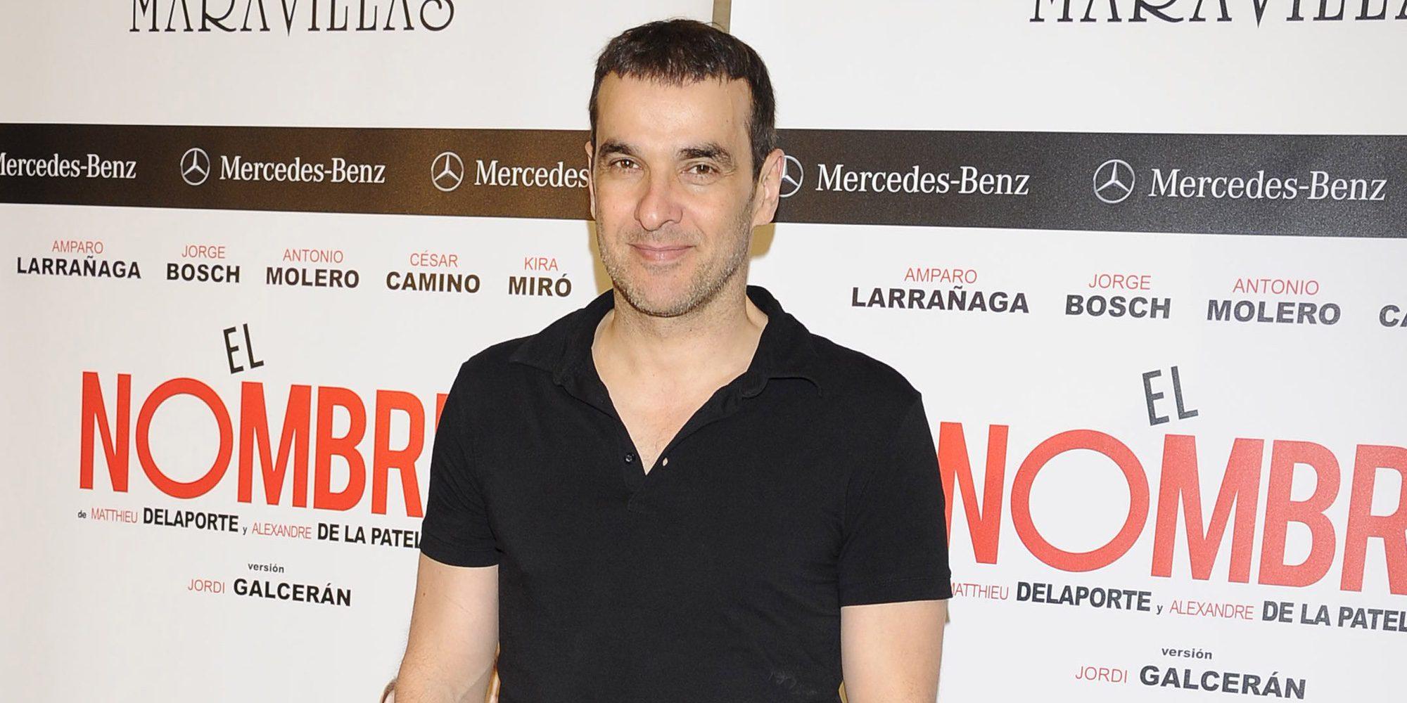 Luis Merlo no deja de publicar mensajes nostálgicos y enigmáticos