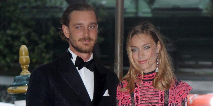 Pierre Casiraghi y Beatrice Borromeo dan el toque 'royal' al Festival de Venecia 2017