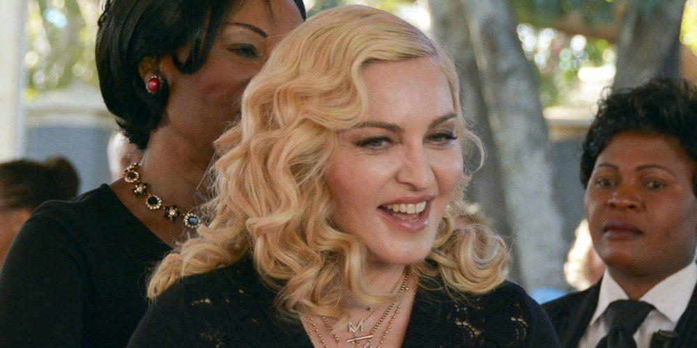 La indignación de Madonna al no ser reconocida por una empresa que se negaba a cumplir sus servicios