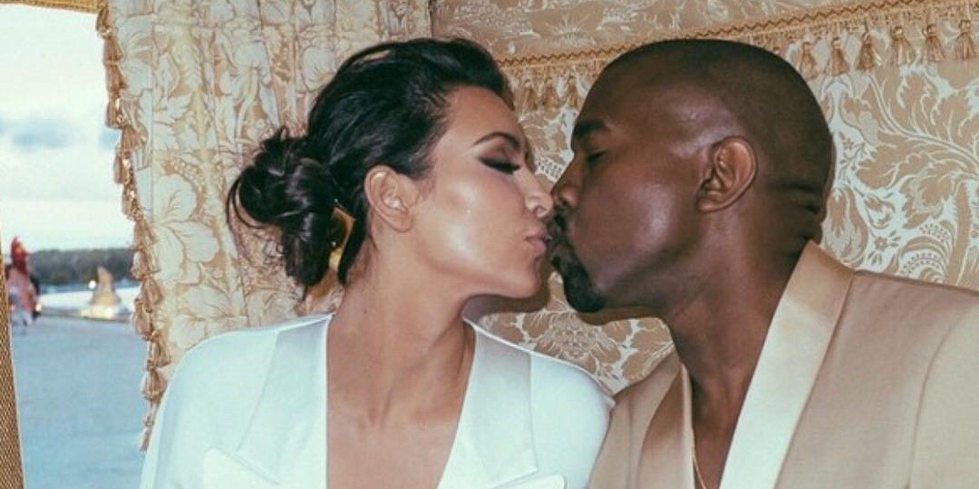 Kim Kardashian y Kanye West ya saben el sexo del bebé que esperan para enero de 2018