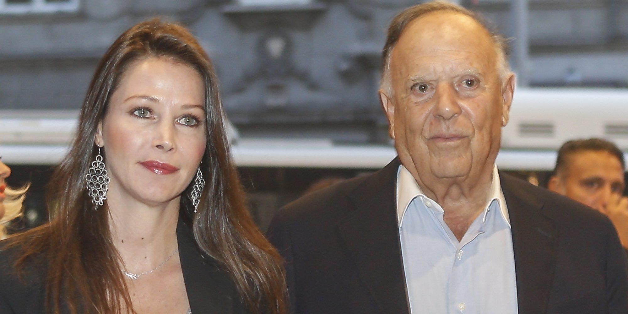Merche y Arturo Requejo, todo sonrisas en el nuevo espectáculo de Pitingo 'Sol, bulería y más'